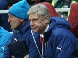 Arsene Wenger will force Arsenal players to re-watch their Monaco horror show